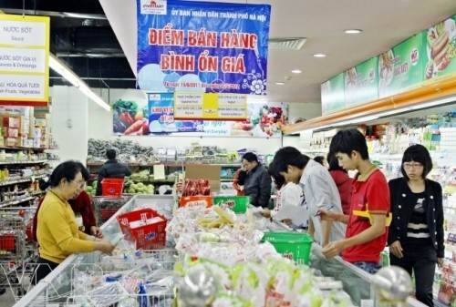 Sufficient  goods ensured for domestic market  - ảnh 1