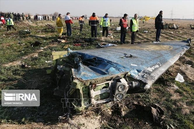 Iran promises response to Ukraine plane crash 'ambiguities' - ảnh 1