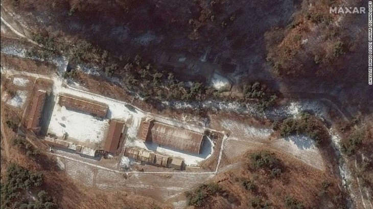 S. Korea, US closely monitor North Korea's nuclear facilities - ảnh 1