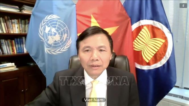 Vietnam urges for child protection in armed conflict amid COVID-19 pandemic - ảnh 1