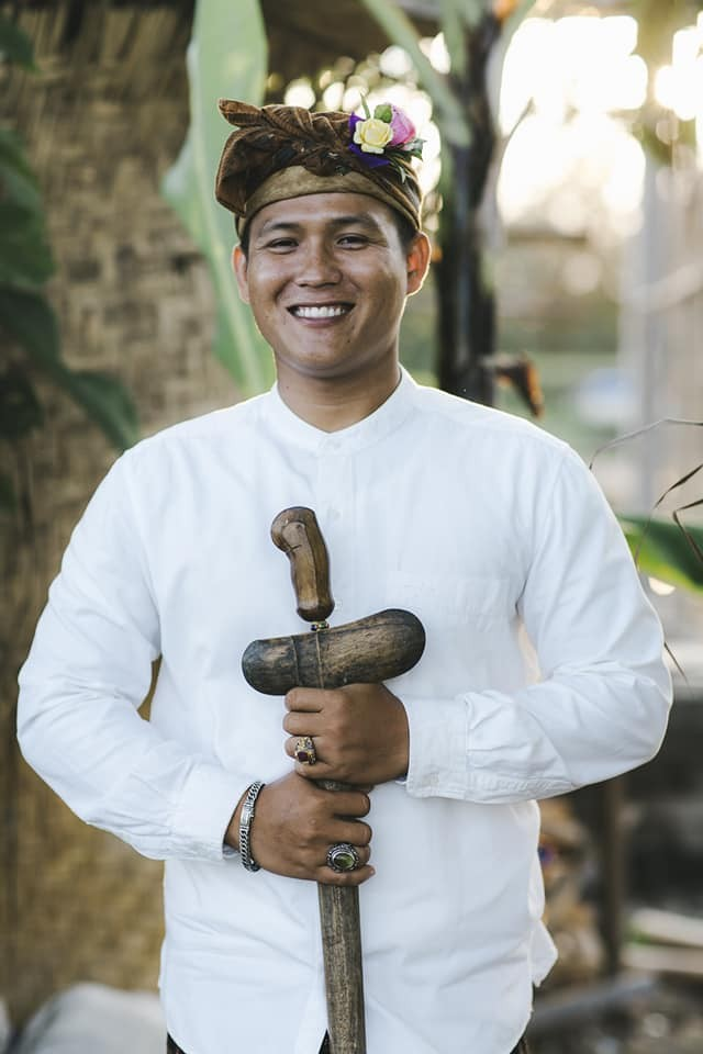 Balinese dance - religious, artistic expression of Indonesian islanders - ảnh 1