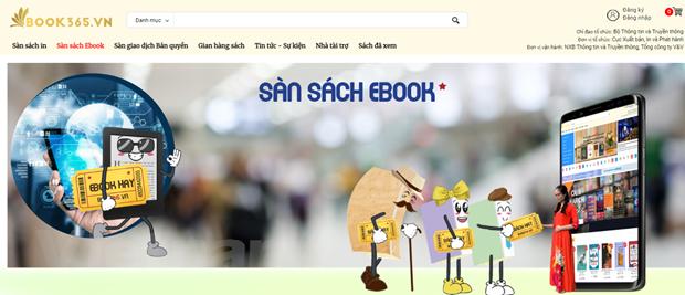 Book365.vn  promotes reading culture in digital era - ảnh 2