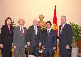 Nuevos progresos de las relaciones militares Vietnam- EEUU  - ảnh 1