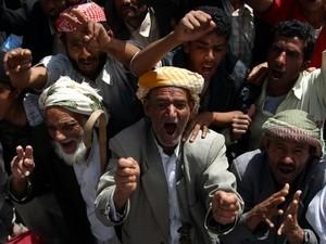 Yemen refuerza la seguridad para las cercanas elecciones presidenciales  - ảnh 1