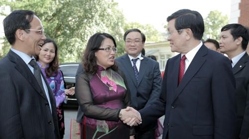 Vietnam y Rusia impulsan la materialización de proyectos de cooperación - ảnh 2
