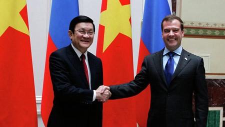 Vietnam y Rusia impulsan la materialización de proyectos de cooperación - ảnh 1