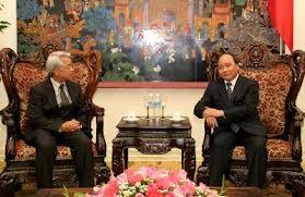 Vietnam aboga por continuar recibiendo ODA de Japón - ảnh 1