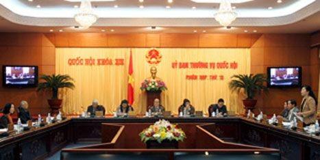 Secciona XIV reunión del Comité Permanente del Parlamento  - ảnh 1