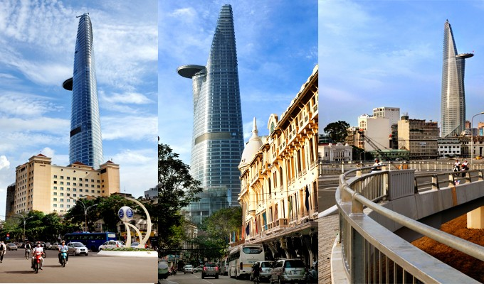 Torre Bitexco, símbolo de prosperidad y dinamismo de Ciudad Ho Chi Minh - ảnh 1