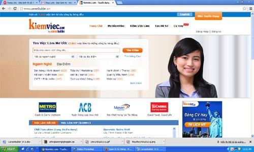 Career Builder expande su operación en Vietnam - ảnh 1