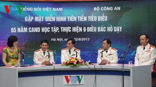 Vietnam conmemora 65 años del llamado patriótico del Presidente Ho Chi Minh  - ảnh 1