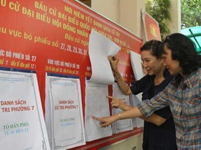 Parlamento vietnamita analiza proyecto de modificación constitucional - ảnh 1