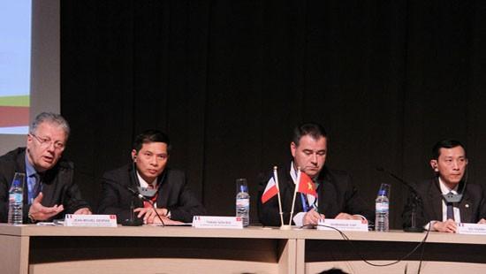 Mayores lazos de cooperación entre Vietnam y Francia  - ảnh 1