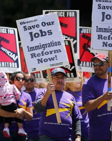 El Senado estadounidense aprueba la Ley para la reforma de inmigración  - ảnh 1