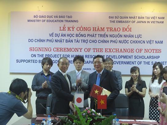 Vietnam aprecia ayuda de Japón en desarrollo de recursos humanos  - ảnh 1