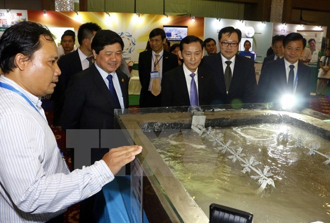 Inaugurada exposición del APEC sobre productos alimentarios y nuevas tecnologías en la agricultura - ảnh 1