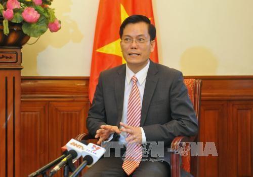 Vietnam y el Vaticano intensifican la cooperación - ảnh 1