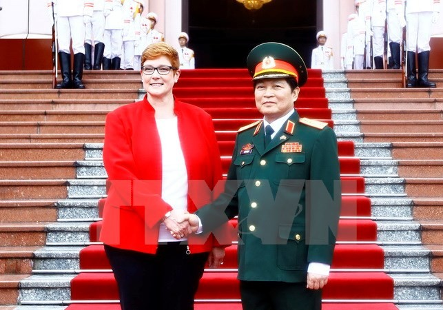 Vietnam y Australia refuerzan cooperación en seguridad  - ảnh 1