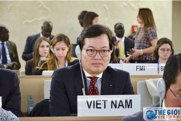 Vietnam gana la presidencia de la Asamblea General de la OMPI - ảnh 1