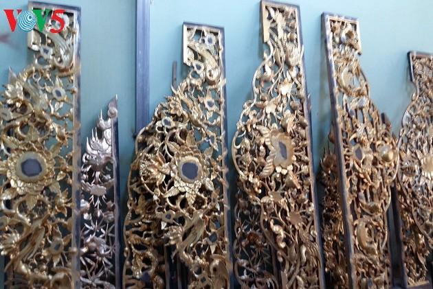 Aldea de escultura de estatuas de Vu Lang - ảnh 3