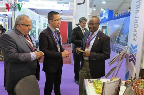Vietnam participa en la 51 Feria Internacional de Comercio de El Cairo - ảnh 1