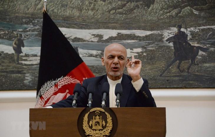 Presidente afgano condena atentado suicida en Kabul  - ảnh 1