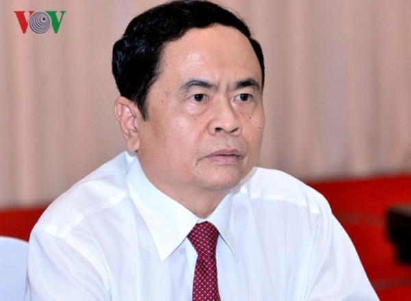 Frente de la Patria de Vietnam por consolidar la gran unidad nacional  - ảnh 1