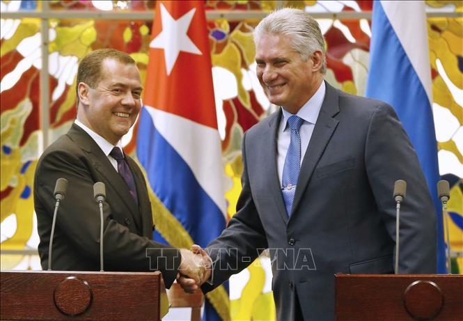 Cuba y Rusia fortalecen lazos de alianza estratégica - ảnh 1