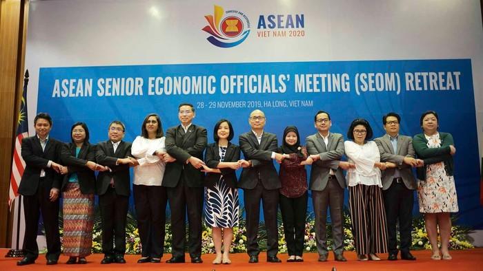 Vietnam propone 15 iniciativas prioritarias del Año Asean 2020  - ảnh 1