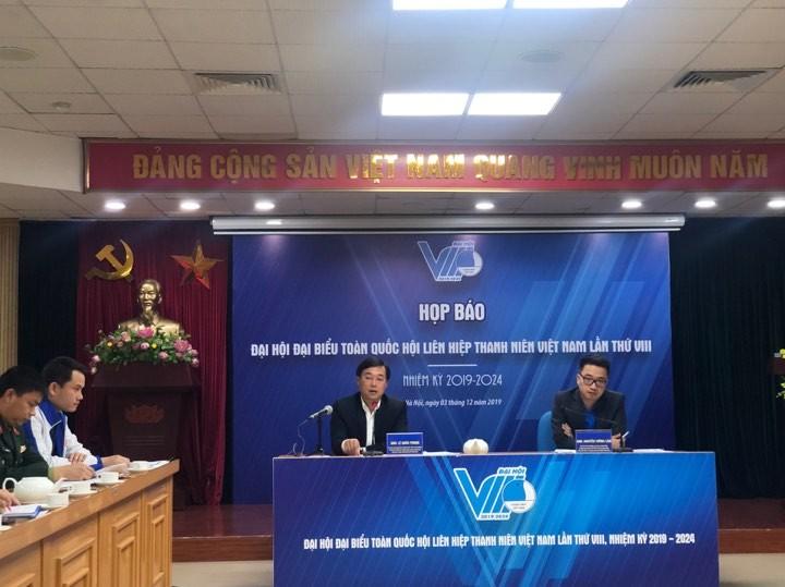 La Unión de Juventud de Vietnam celebrará VIII Congreso Nacional  - ảnh 1
