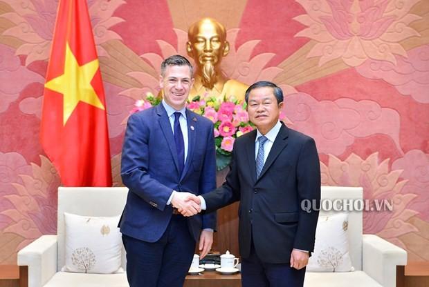 Vietnam busca cooperación de Estados Unidos para superar consecuencias de la guerra - ảnh 1