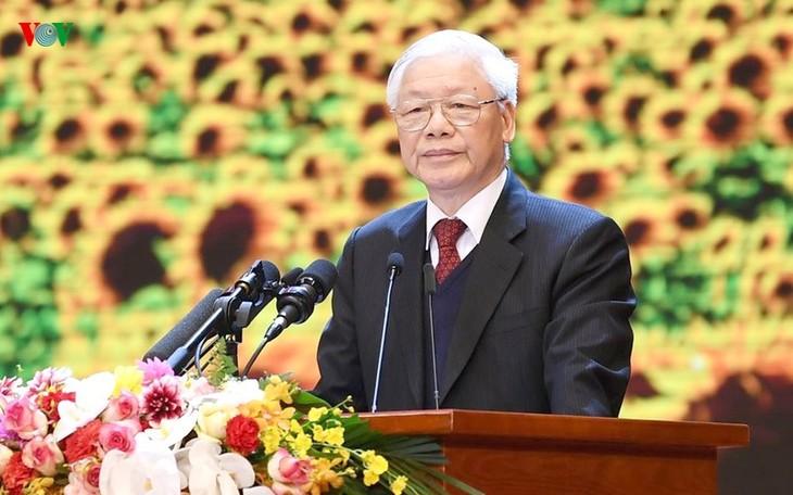 Partido Comunista de Vietnam y su misión encomendada por el pueblo - ảnh 1
