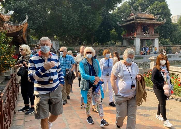 Hanói busca aliviar impacto negativo de coronavirus en el turismo - ảnh 1