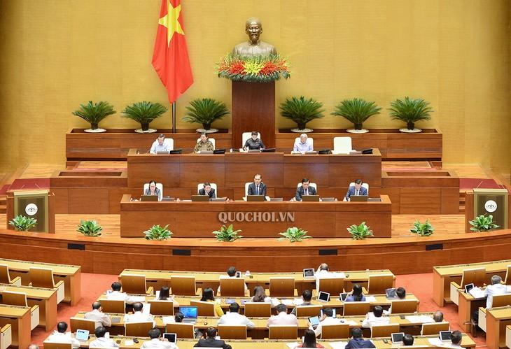 Diputados vietnamitas consideran reducir impuesto sobre la renta para empresas - ảnh 1