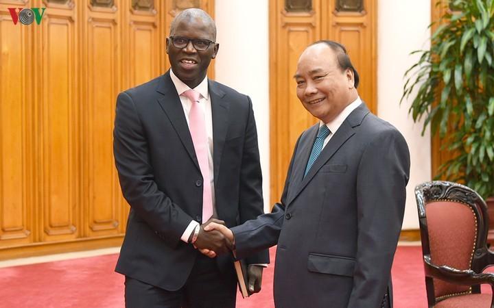 Recibe premier vietnamita al director nacional del Banco Mundial  - ảnh 1