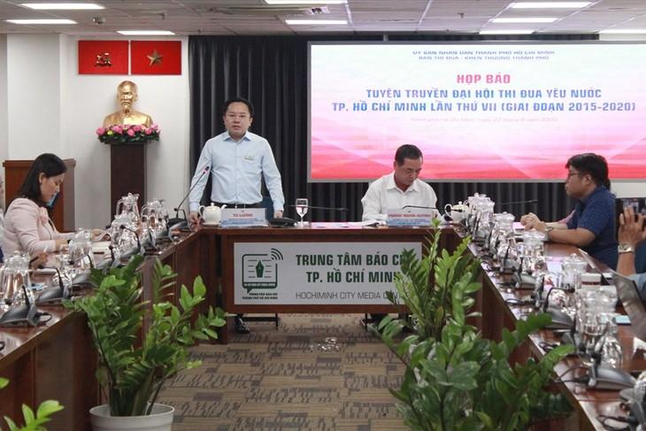 Celebran VII Congreso de Emulación Patriótica de Ciudad Ho Chi Minh - ảnh 1