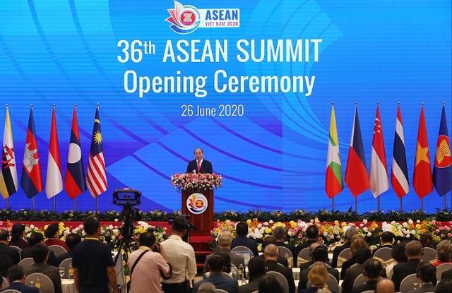 Medios internacionales aprecian solidaridad de Asean en combate contra el covid-19 - ảnh 1