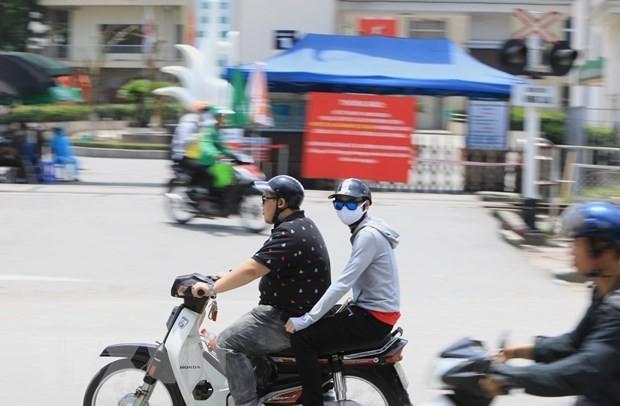 Vietnam suma 82 días consecutivos sin nuevos casos de covid-19 en la comunidad - ảnh 1