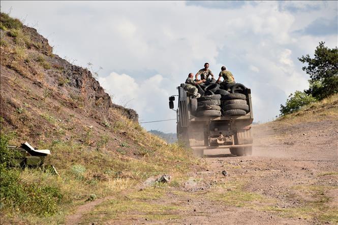 Rusia lista para mediar en el conflicto entre Armenia y Azerbaiyán - ảnh 1