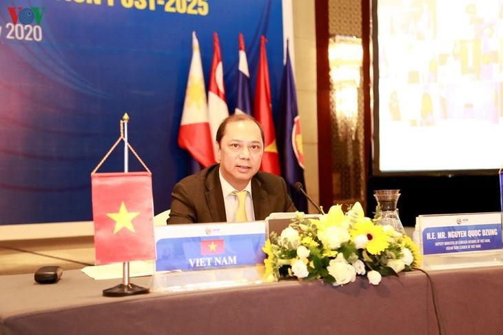 Vietnam mira hacia el desarrollo de la Visión de la Comunidad Asean después del 2025 - ảnh 1