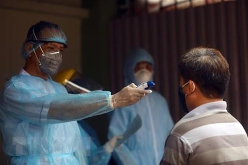 Covid-19: Hanói refuerza medidas preventivas contra pandemia - ảnh 1