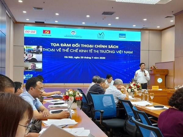 Vietnam impulsa reformas institucionales para lograr una economía de mercado - ảnh 1
