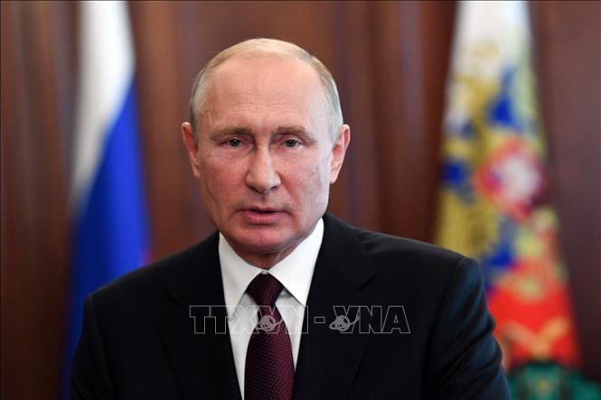 Putin ratifica una nueva ley para reconocer como extremismo la violación de la integridad territorial - ảnh 1