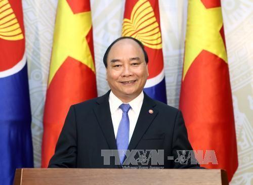 Vietnam da alta prioridad a la promoción de la solidaridad y la coordinación efectiva en la Asean, dice premier Nguyen Xuan Phuc - ảnh 1