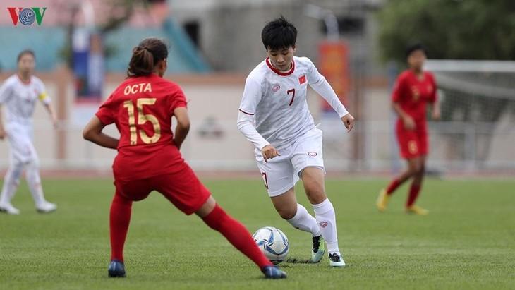 El fútbol femenino de Vietnam se mantiene a la cabeza en el ranking del Sudeste Asiático - ảnh 1