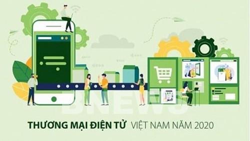 Vietnam publica su Libro Blanco de comercio electrónico 2020 - ảnh 1