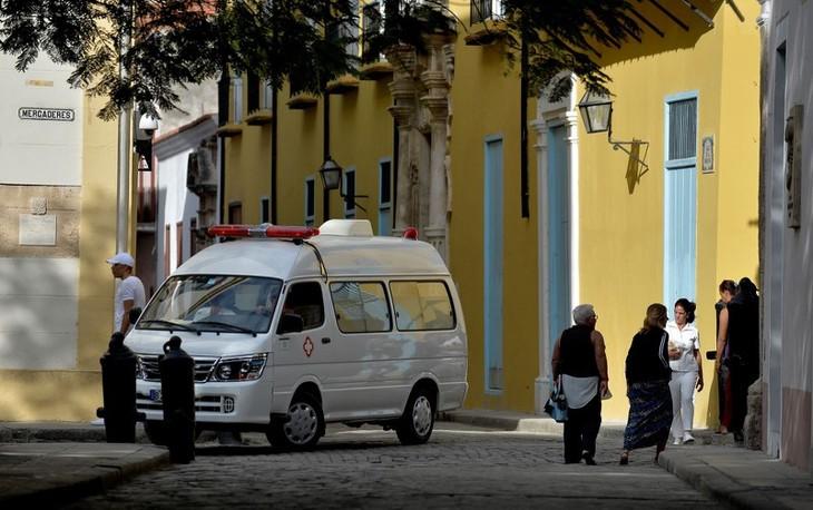 Cuba impone toque de queda en su capital para frenar la propagación del covid-19 - ảnh 1