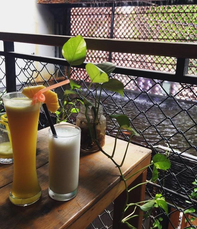 Koi Café, una combinación de cafetería y spa en Hanói - ảnh 3