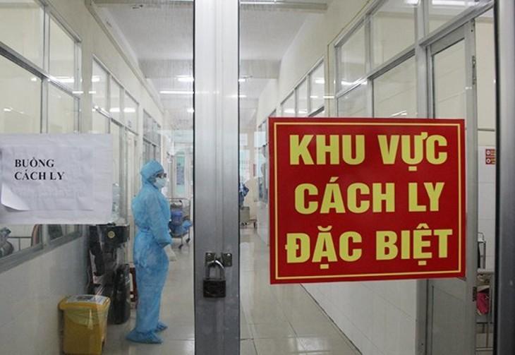 Vietnam registra un caso importado del coronavirus el 5 de octubre  - ảnh 1