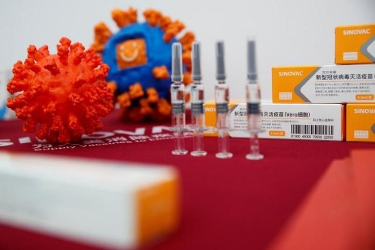 中国カンシノ、コロナワクチンの承認を申請 国内開発で3社目 - ảnh 1